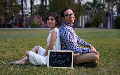 Monse y Jorge (save the date)
