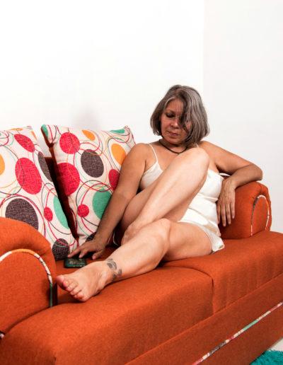 imagen de estudio fotografico cuernavaca sesion myrna pijama